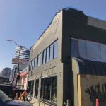 SEATTLE COMMERCIAL TENANT EXTERIOR IMPROVEMENT