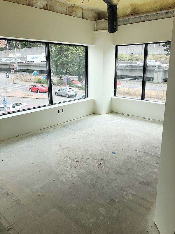 SEATTLE COMMERCIAL TENANT INTERIOR IMPROVEMENTS