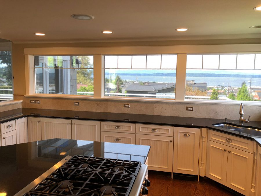 Water and electrical kitchen Damage Restoration In Edmonds