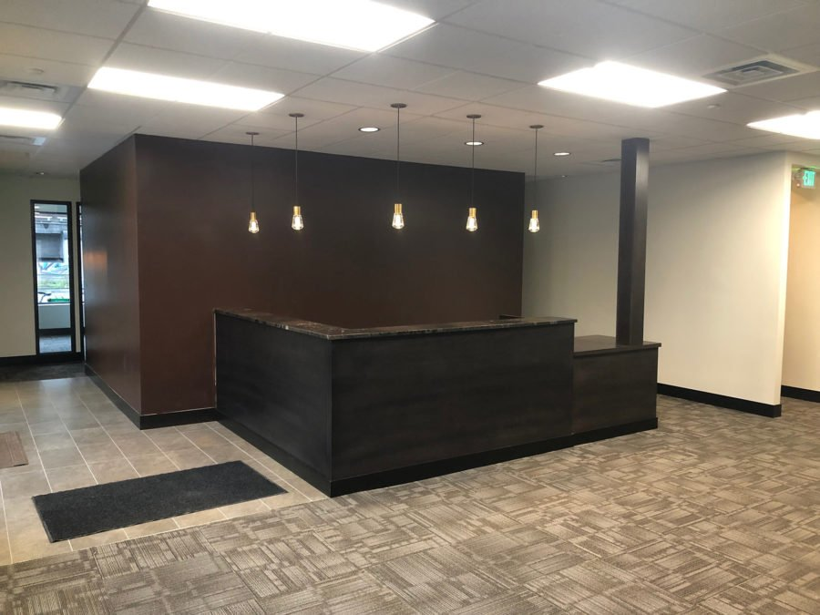 SEATTLE COMMERCIAL OFFICE DESIGN
