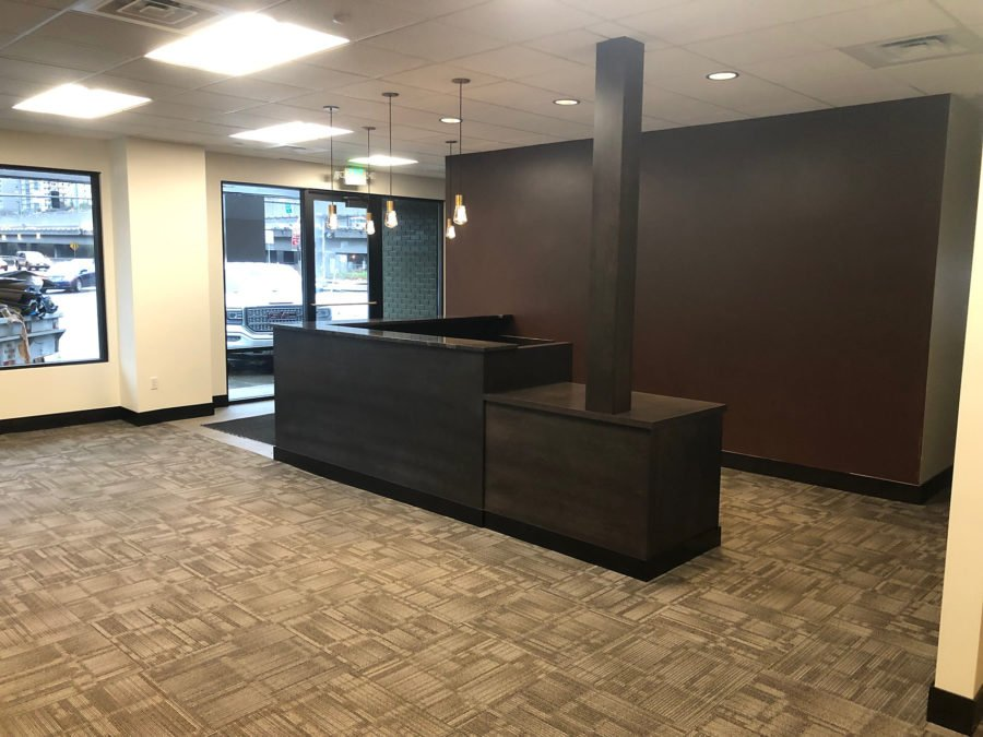SEATTLE COMMERCIAL TENANT OFFICE DESIGN