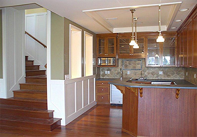 Lake Washington Home kitchen designs