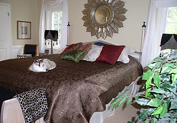 Woodway Wa. Custom home bedroom designs