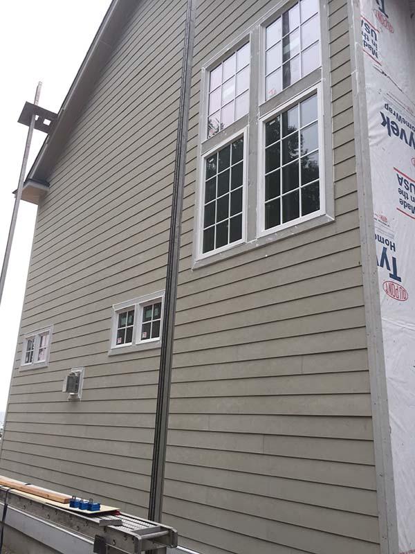 Langley, WA. Custom Home construction