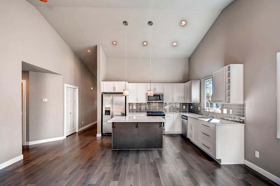 Monroe, WA. designer kitchen
