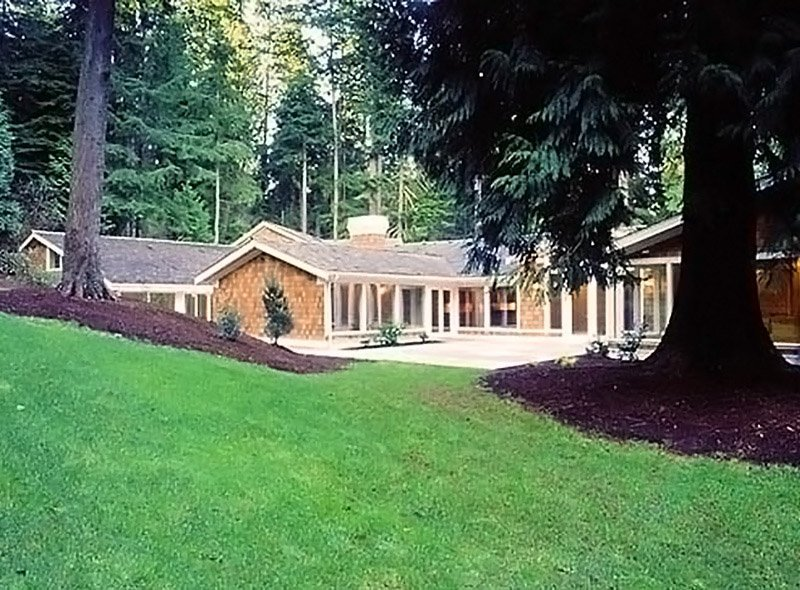 Woodway Wa. Custom home construction