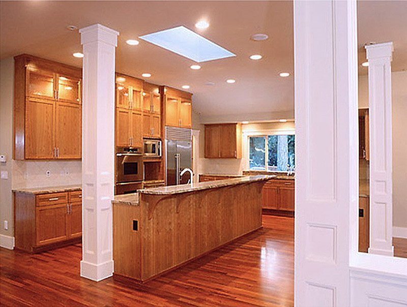 Woodway Wa. Custom Kitchen Remodeling