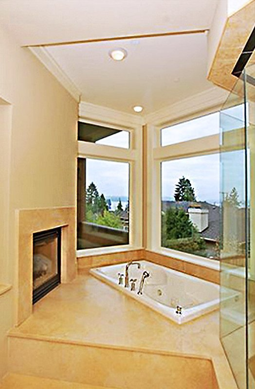 Kirkland custom bath-spa bathroom