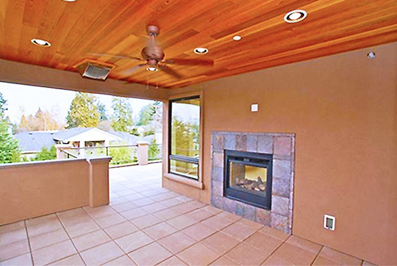 Yarrow Point Home patio Remodeling