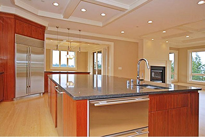 Kirkland custom designer Kitchen