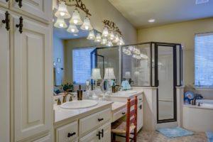 Kirkland WA. Custom Bathroom Construction