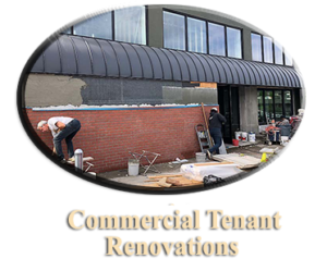 Commercial Tenant Renovation and Construction Bellevue, WA.
